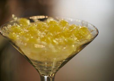 Signature Lemon Drop Martini